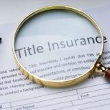 Title Insurance Explained